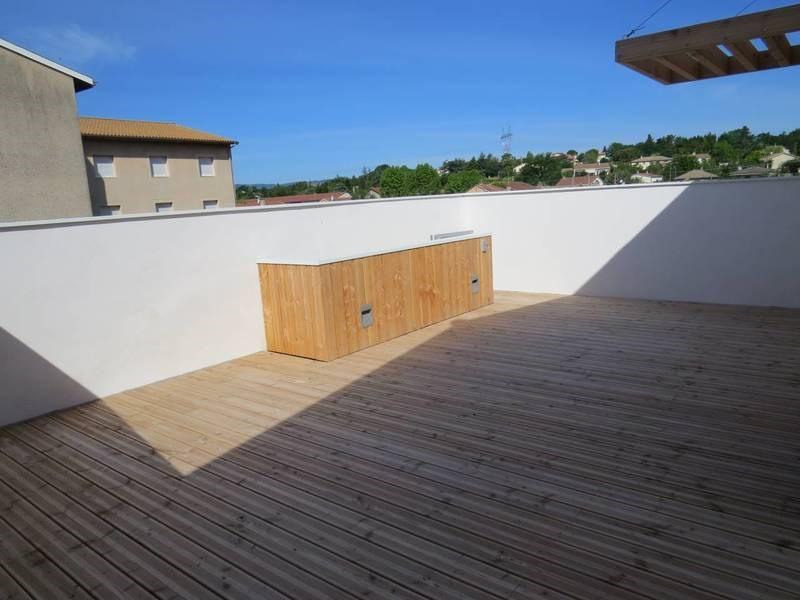 Vente appartement Saint-marcel-lès-valence 235000€ - Photo 11