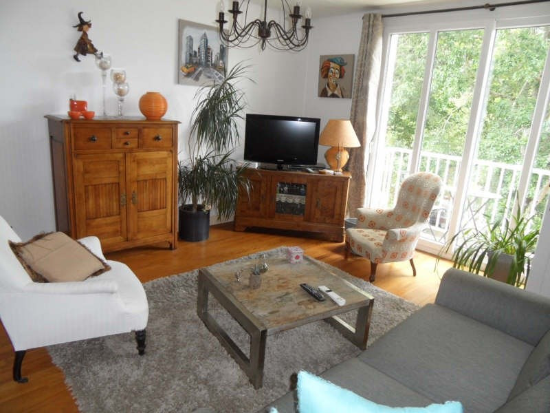 Sale apartment Vannes 131000€ - Picture 1