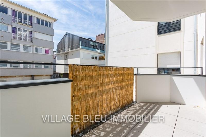 Rental apartment La garenne colombes 1063€ CC - Picture 8