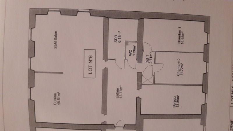 Venta  apartamento L horme 99000€ - Fotografía 3