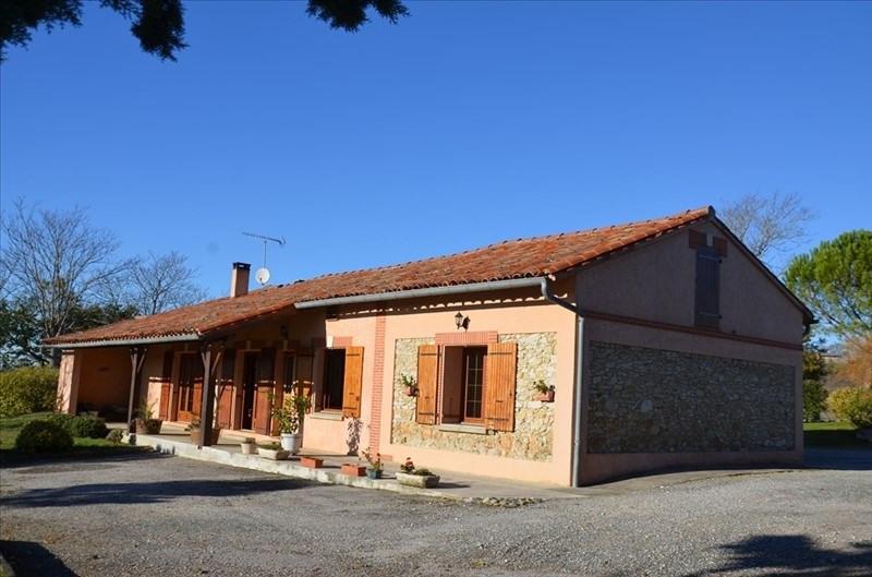 Vente maison / villa Auriac sur vendinelle 282000€ - Photo 1