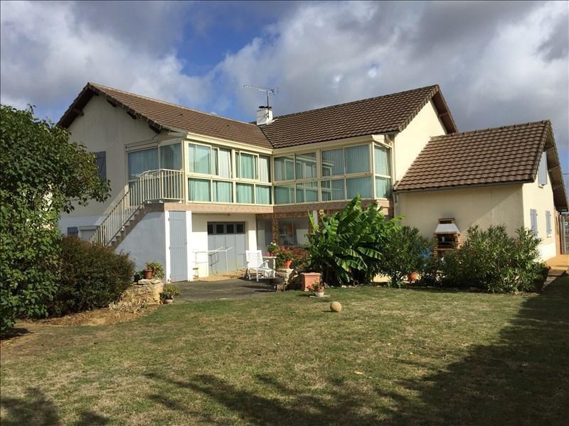 Vente maison / villa La villedieu du clain 265000€ - Photo 1