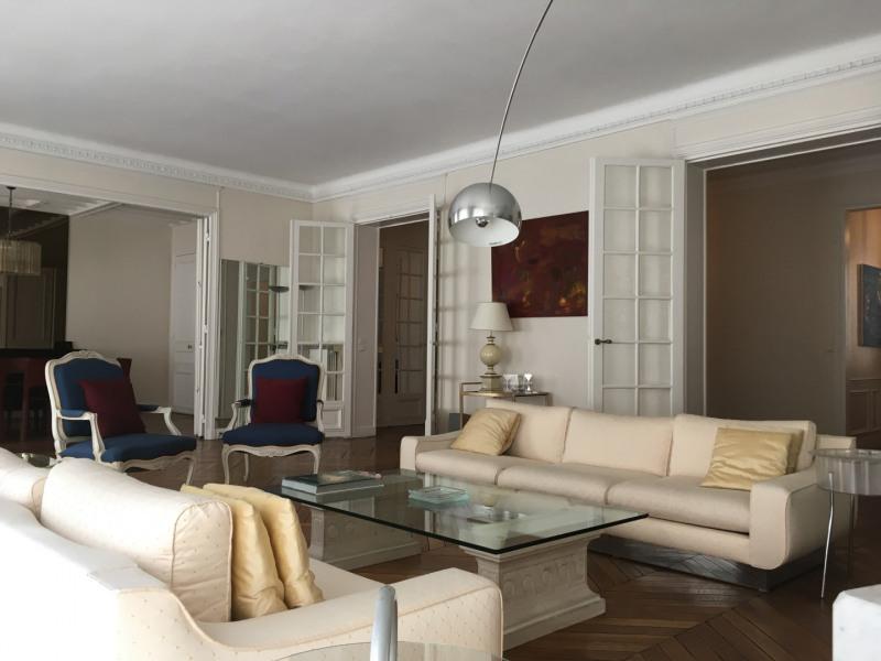 Alquiler  apartamento Paris 16ème 6500€ CC - Fotografía 3