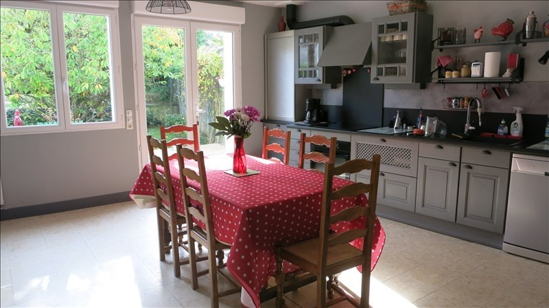 Sale house / villa Nanteuil les meaux 289900€ - Picture 2