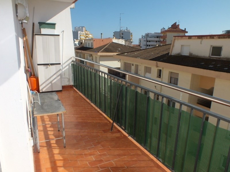 Location vacances appartement Roses santa-margarita 376€ - Photo 1