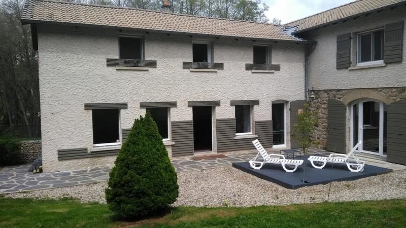 Sale house / villa Tence 220000€ - Picture 1