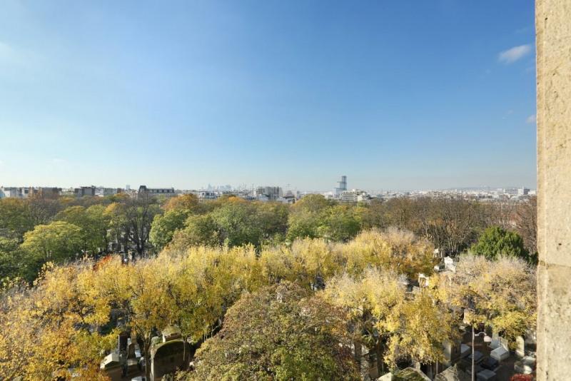 Vente de prestige appartement Paris 18ème 995000€ - Photo 9