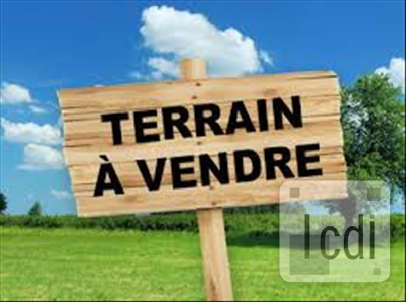 Vente terrain Chomerac 95 000€ - Photo 1