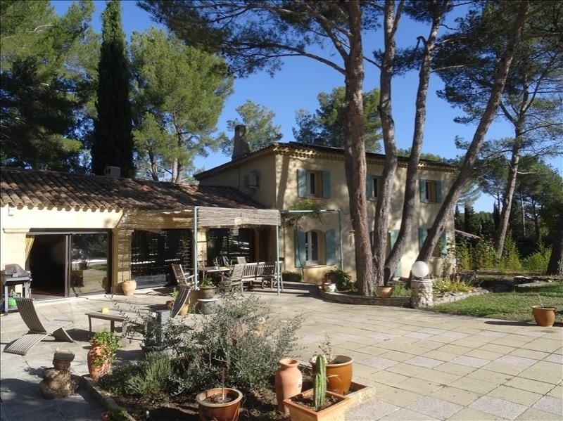 Vente de prestige maison / villa Rousset 749000€ - Photo 1