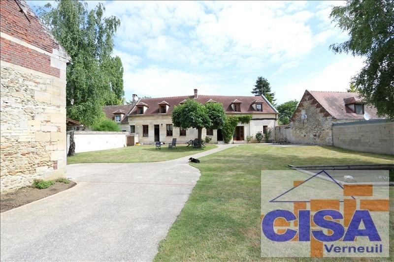 Sale house / villa Cinqueux 349000€ - Picture 1
