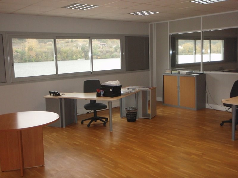 Rental office St vallier 2 640€ HC - Picture 1