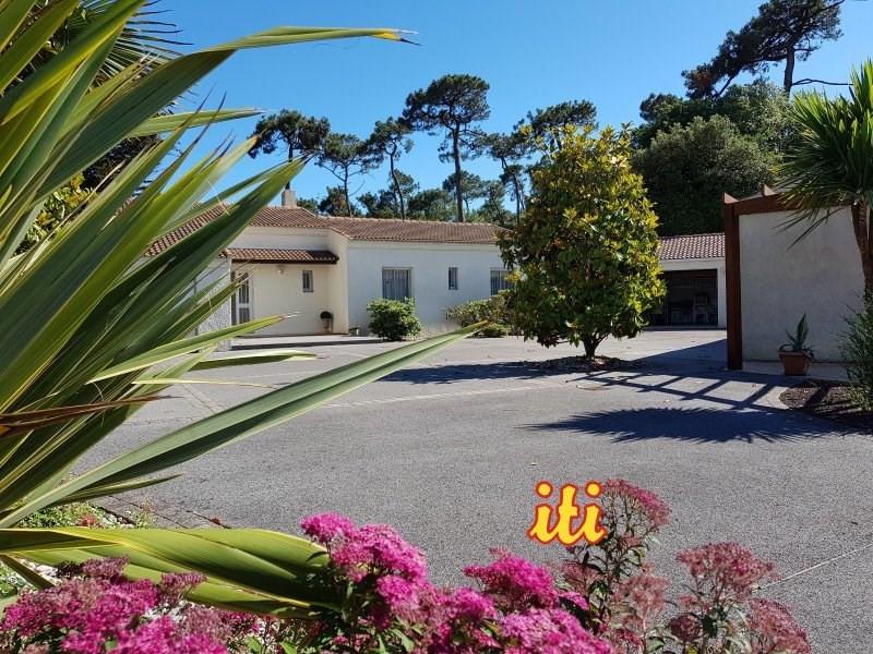 Vente de prestige maison / villa Chateau d olonne 584000€ - Photo 1