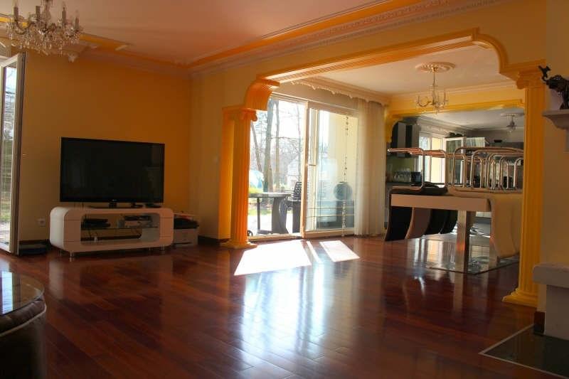 Deluxe sale house / villa Lamorlaye 698000€ - Picture 2
