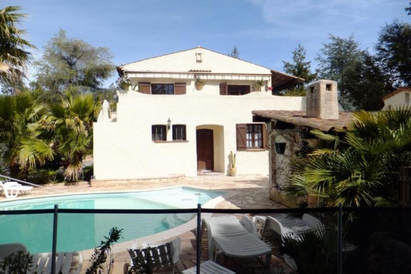 Deluxe sale house / villa Les adrets-de-l'estérel 880000€ - Picture 2