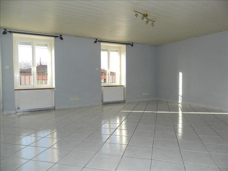 Rental apartment Roanne 495€ CC - Picture 2