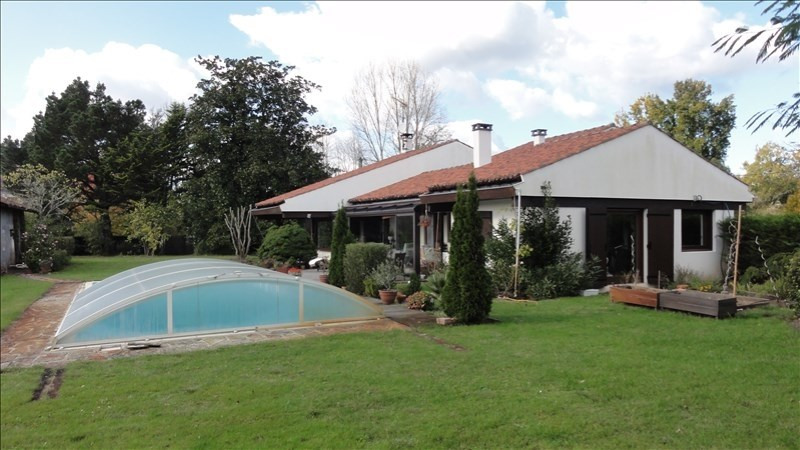 Vente maison / villa Pontenx les forges 367 000€ - Photo 2