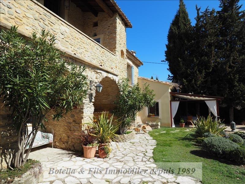 Deluxe sale house / villa Uzes 790000€ - Picture 14
