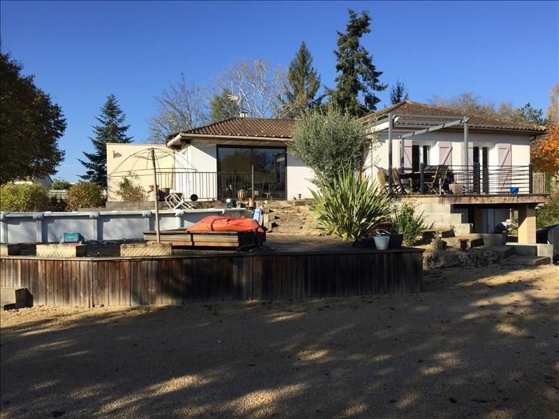 Vente maison / villa Vivonne 254400€ -  1