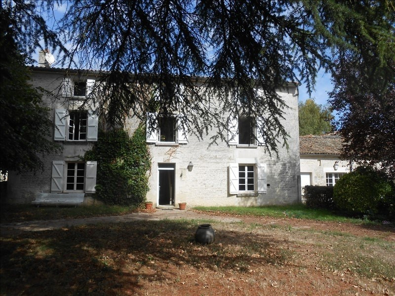 Vente maison / villa Vouille 313500€ - Photo 9