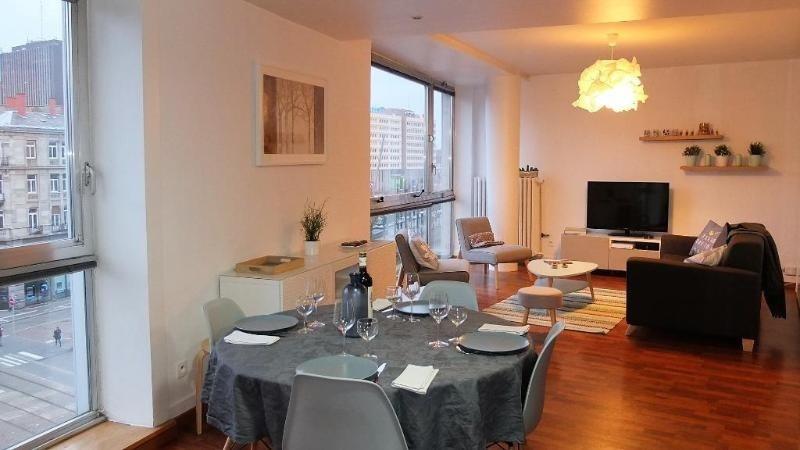 Verhuren vakantie  appartement Strasbourg 1560€ - Foto 2