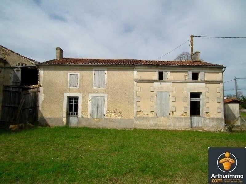Sale house / villa Matha 43600€ - Picture 1