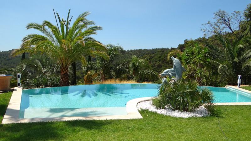 Vente maison / villa Le lavandou/ cavalière 1700000€ - Photo 4