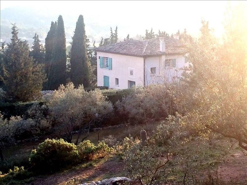 Vente de prestige maison / villa Le tholonet 1090000€ - Photo 5