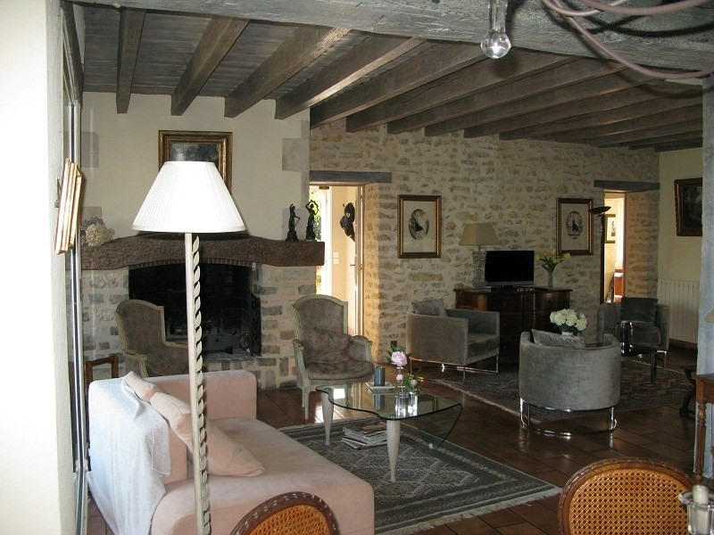 Vente maison / villa Fourchambault 350 000€ - Photo 1