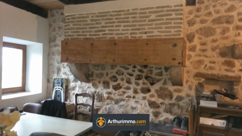 Sale house / villa Lhuis 90000€ - Picture 2