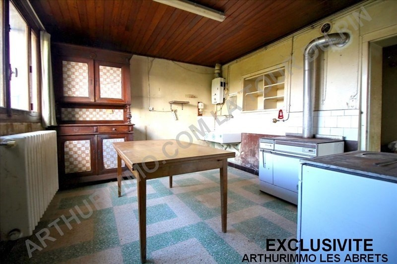 Sale house / villa Le pont de beauvoisin 110000€ - Picture 5