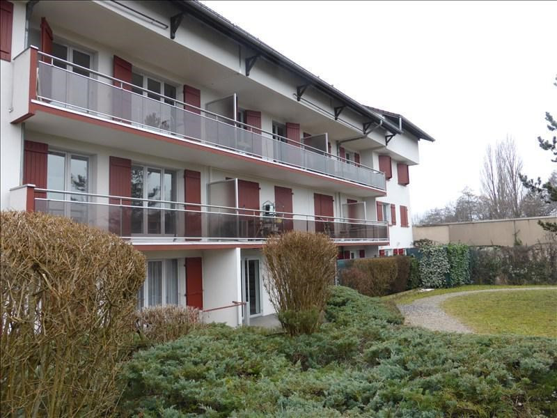 Vente appartement St genis pouilly 249000€ - Photo 1
