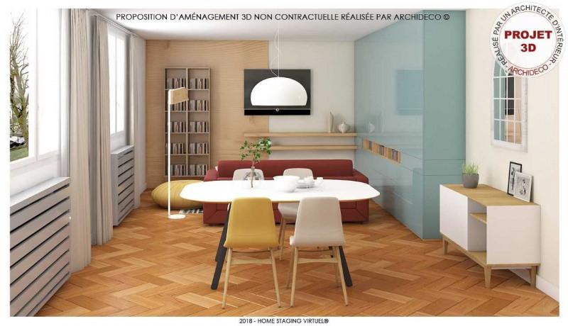 Vente appartement Ermont 195000€ - Photo 1