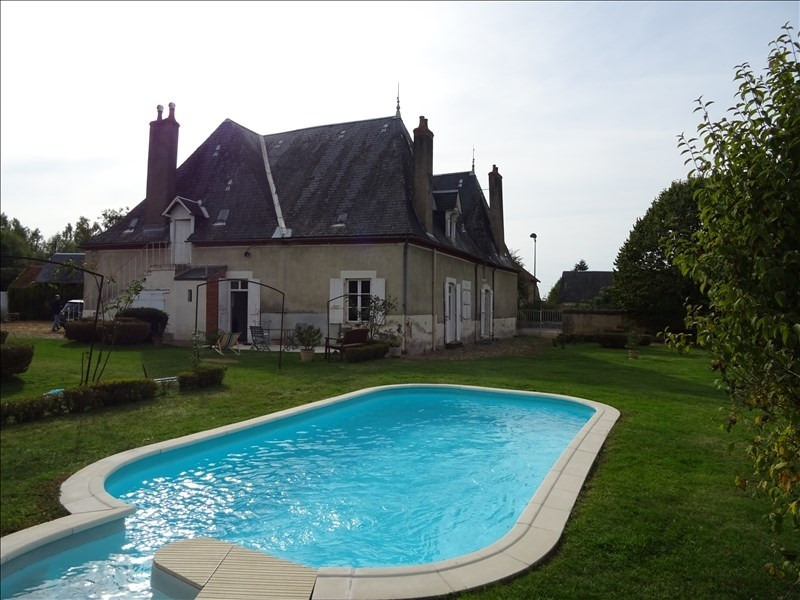 Vente maison / villa Charrin 310300€ - Photo 1