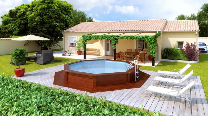 Maison  4 pièces + Terrain 500 m² Fonsorbes par CELIA CREATION