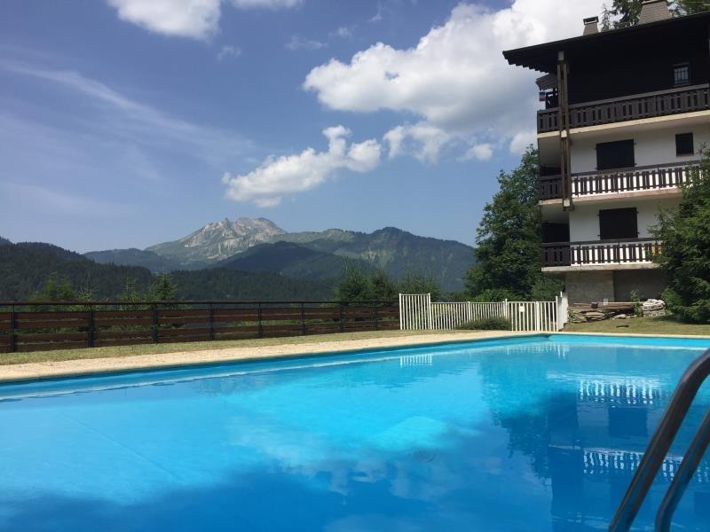 Vendita appartamento Morzine 275000€ - Fotografia 1
