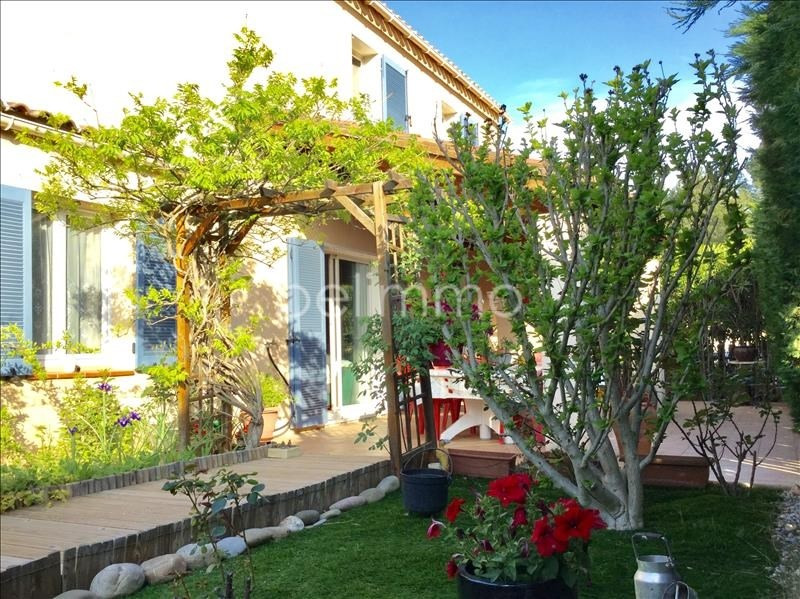 Vente maison / villa Lambesc 375 000€ - Photo 1