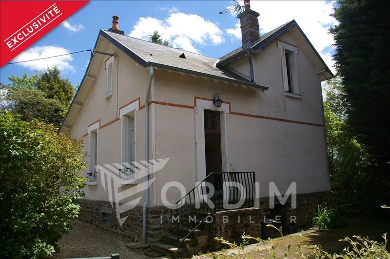 Sale house / villa St sauveur en puisaye 95000€ - Picture 1