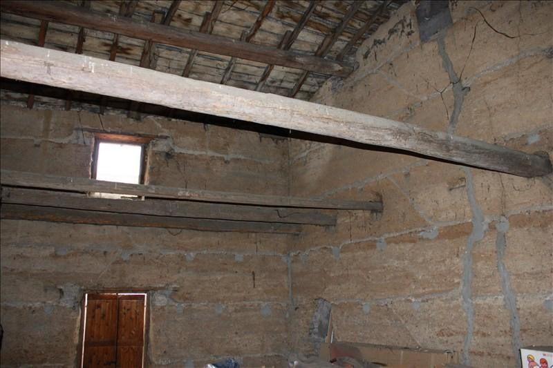 Vente maison / villa Les roches de condrieu 74000€ - Photo 4