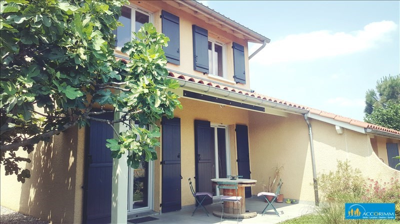 Vente maison / villa Communay 279 000€ - Photo 1