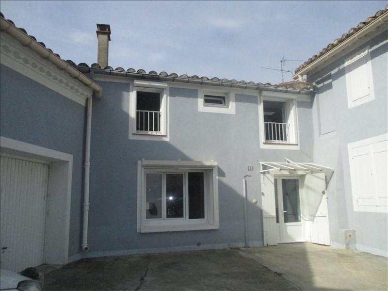 Location maison / villa Bouillargues 800€ CC - Photo 1