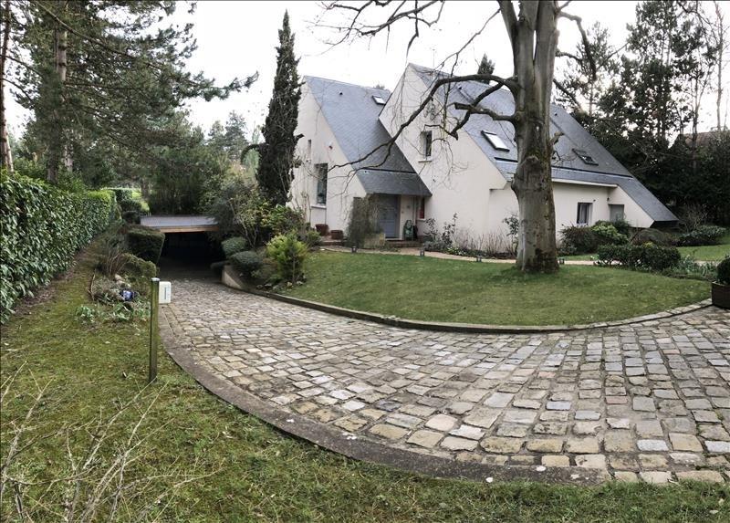 Vente de prestige maison / villa St nom la breteche 1799000€ - Photo 2