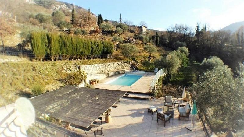 Vente de prestige maison / villa Sospel 695000€ - Photo 2