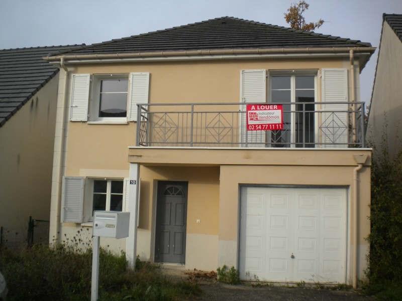Location maison / villa St ouen 705€ CC - Photo 1