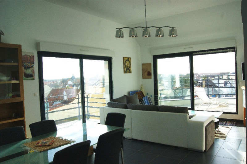 Sale apartment Merlimont 243000€ - Picture 1