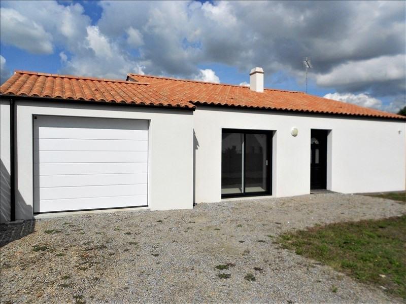 Vente maison / villa St jean de monts 275000€ - Photo 1