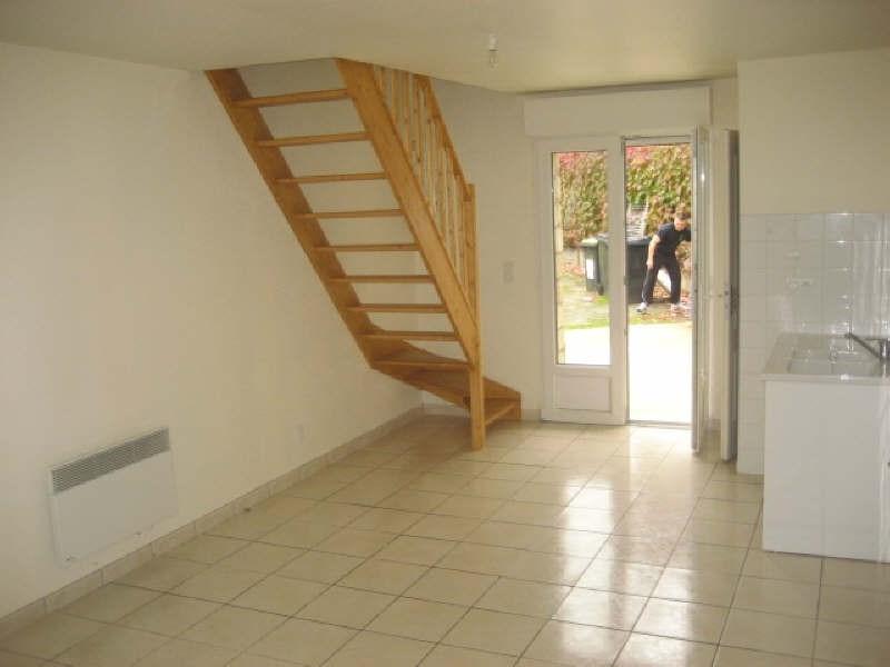 Rental apartment Crepy en valois 600€ CC - Picture 2