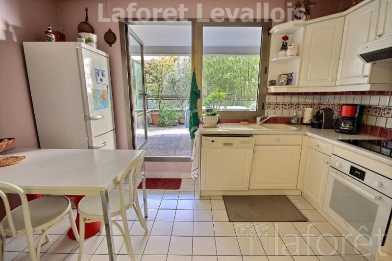Vente de prestige appartement Levallois perret 1095000€ - Photo 2