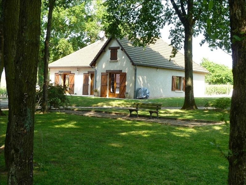 Vente maison / villa Chancay 298000€ - Photo 1