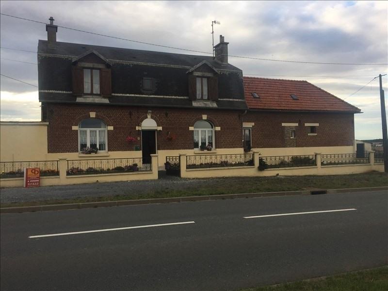 Vente maison / villa Achiet le grand 187000€ - Photo 1