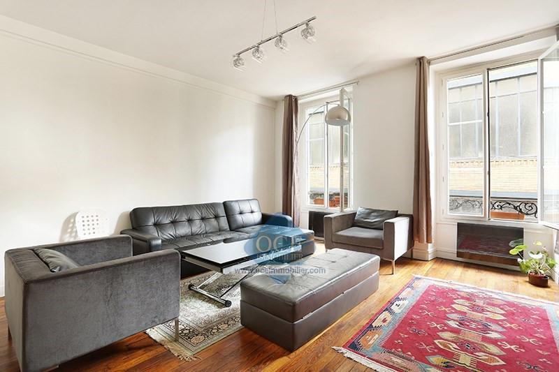 Sale apartment Paris 11ème 510000€ - Picture 1